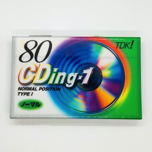 CDingI 80 / TDK(ノーマル)