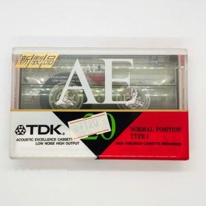 AE 20 / TDK(ノーマル)
