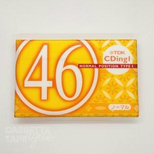 CDingI 46 / TDK(ノーマル)