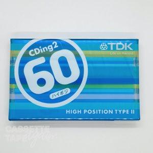 CDingII 60 / TDK(ハイポジ)