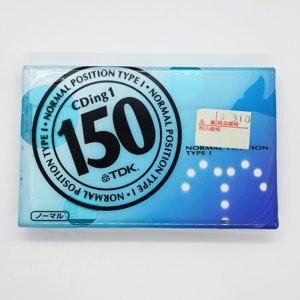 CDingI 150 / TDK(ノーマル)