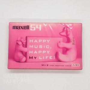 my2 54 / maxell(ハイポジ)