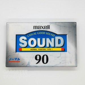 SOUND 90 / maxell(ノーマル)