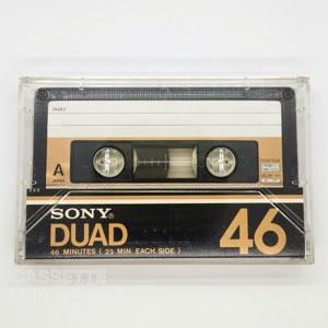 DUAD 46 / SONY(フェロクロム)