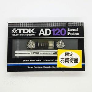 AD 120 / TDK(ノーマル)
