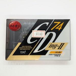 CDingII 74 / TDK(ハイポジ)