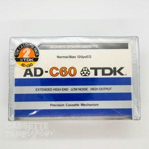 AD 60 / TDK(ノーマル)