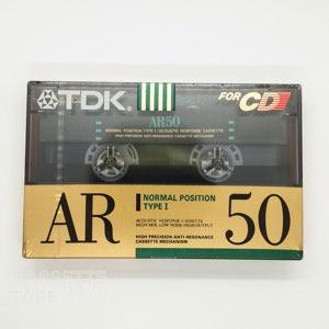 AR 50 / TDK(ノーマル)