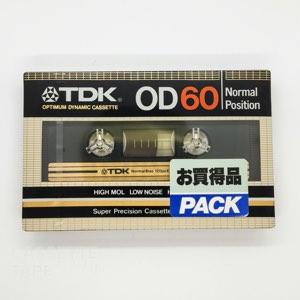 OD 60 / TDK(ノーマル)
