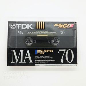 MA 70 / TDK(メタル)