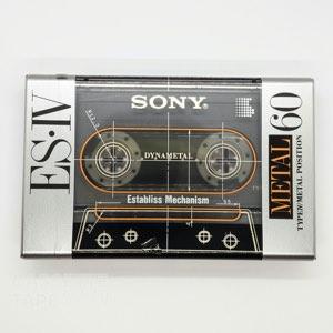 ES-IV 60 / SONY(メタル)