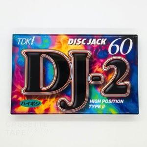 DJ2 60 / TDK(ハイポジ)