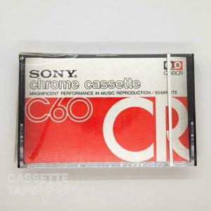 CR 60 / SONY(ハイポジ)