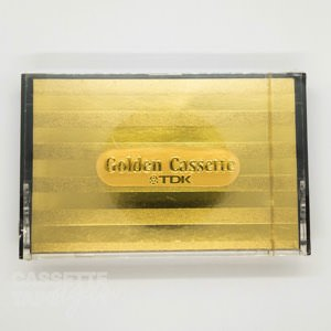Golden Cassette 60 / TDK(ノーマル)