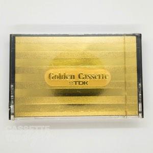 Golden Cassette 60 / TDK(ノーマル)