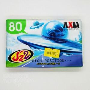 J'z 2 80 / AXIA/FUJI(ハイポジ)