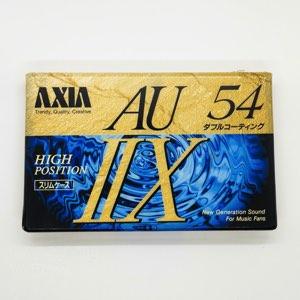 AU 2X 54 / AXIA/FUJI(ハイポジ)