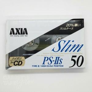 PS-IIs 50 / AXIA/FUJI(ハイポジ)