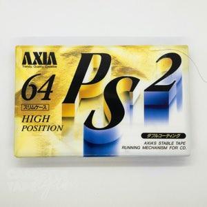 PS2 64 / AXIA/FUJI(ハイポジ)