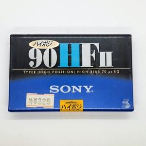 HF2 90 / SONY(ハイポジ)