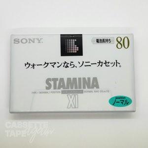X I 80 / SONY(ノーマル)