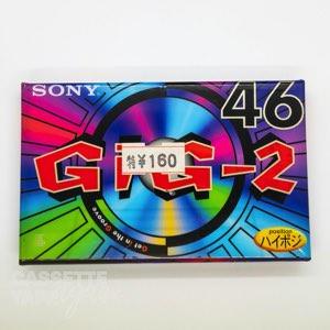 GIG 2 46 / SONY(ハイポジ)