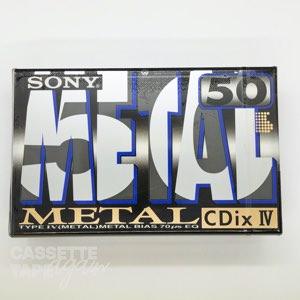 CDixIV 50 / SONY(メタル)