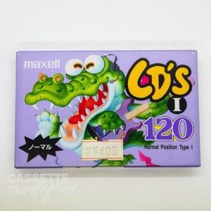 CD's 1 120 / maxell(ノーマル)
