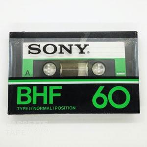 BHF 60 / SONY(ノーマル)