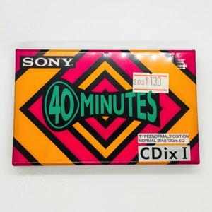 CDixI 40 / SONY(ノーマル)