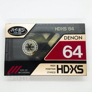 HD-XS 64 / DENON(ハイポジ)