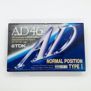 AD 46 / TDK(ノーマル)