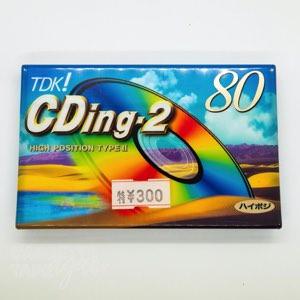 CDingII 80 / TDK(ハイポジ)