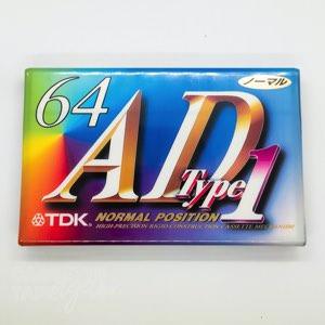 AD1 64 / TDK(ノーマル)
