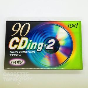CDingII 90 / TDK(ハイポジ)