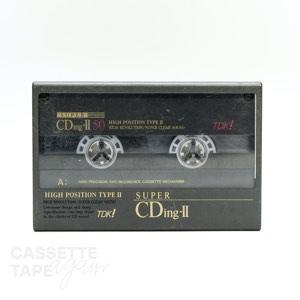 Super CDing-II 50 / TDK(ノーマル)