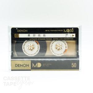 MD 50 / DENON(メタル)