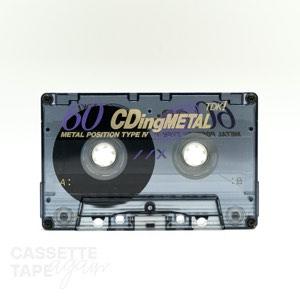 CDingⅣ 60 / TDK(メタル)