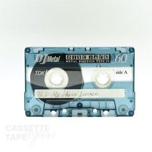 DJ Metal 60 / TDK(メタル)