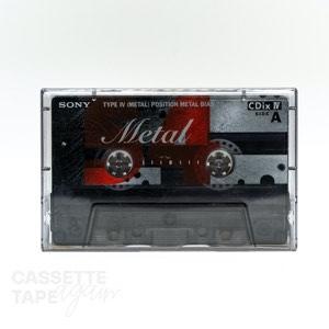 CDixIV 54 / SONY(メタル)
