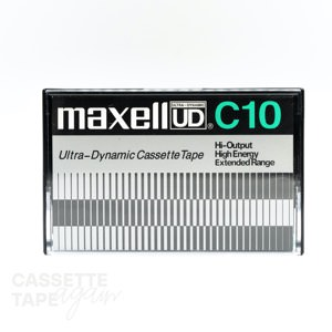 UD 10 / maxell(ハイポジ)