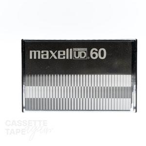 UD 60 / maxell(ノーマル)