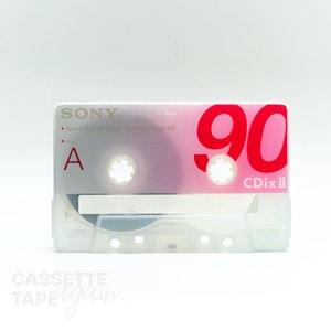 CDixII 90 / SONY(ハイポジ)