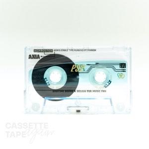 PS2 50 / AXIA/FUJI(ハイポジ)
