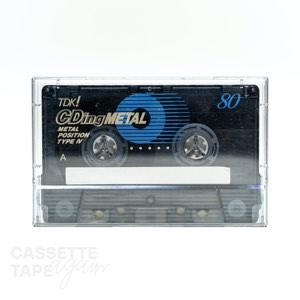 CDing METAL 80 / TDK(メタル)