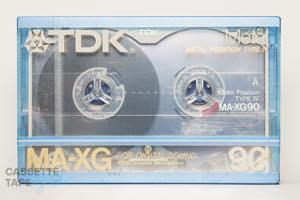 MA-XG 90(メタル,MA-XG90) / TDK