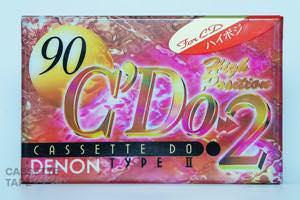 C'Do2 90(ハイポジ,C-DO2 90) / DENON