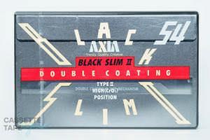 BLACK SLIM Ⅱ 54(ハイポジ,BLACK2 S 54) / AXIA/FUJI