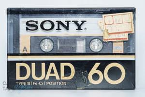 DUAD 60(フェロクロム,DUAD 60) / SONY