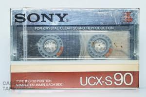 UCX-S 90(ハイポジ,UCX-S 90) / SONY